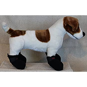 Amazon.com : Ultra Paws TrAction Dog Boots - XX-Petite
