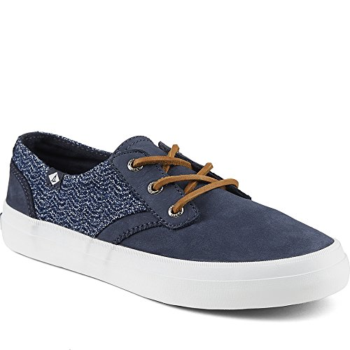 Sperry Top-sider Crest Rider Mujeres Flats & Oxfords Navy