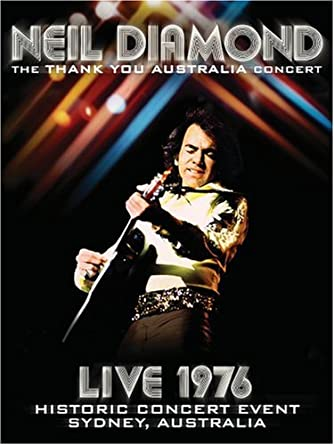 neil diamond concert australia