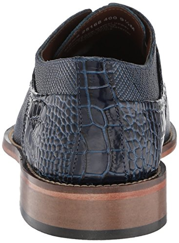 Stacy Adams Men's Rodrigo Cap-Toe Lace-up Oxford Blue low shipping fee UBguOEw2