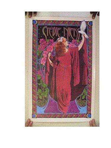 Stevie Nicks Poster Concert Bob Masse