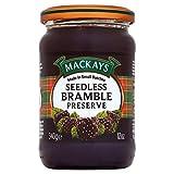 Mackays Seedless Bramble Preserve (340g) - Pack of 6