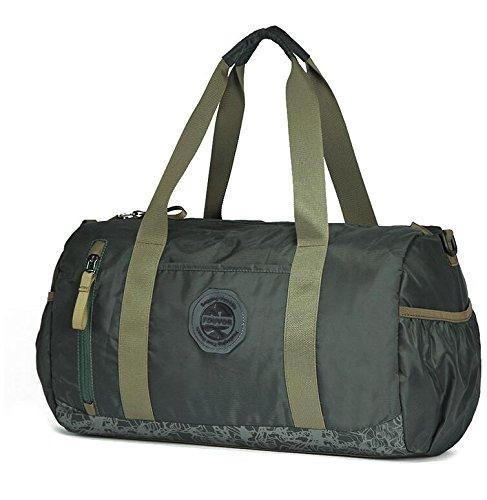 Großes Fassungsvermögen Reisetasche Rucksack Business Herren Tasche tragbar Schulter Ausflüge Reisen Pakete Gepäck Taschen z5G4X