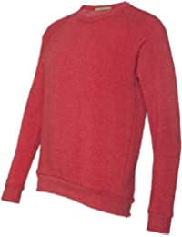 mens Champ Eco-Fleece Sweatshirt XX-Large Eco True Red