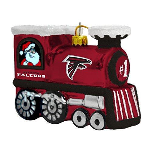 NFL Atlanta Falcons Train Ornament