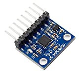 SunFounder MPU6050 Module for Arduino and Raspberry Pi, 3-axis Gyroscope and 3-axis Accelerator