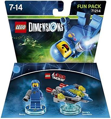 Warner Bros Interactive Spain Lego Dimensions - Benny: Amazon.es: Videojuegos