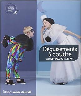 94619de574ac7 Amazon.fr - Déguisements à coudre - Isabelle Leloup