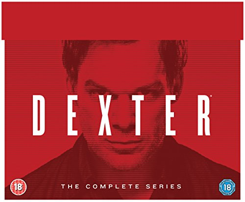 Dexter: Complete Seasons 1-8 [DVD] (Dexter Season 3 And 4 compare prices)