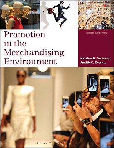 Wholesale Promotion (Promotion in the Merchandising Environment)