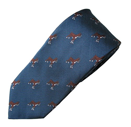 Boxer Tie (Men's Dog Breed Neck - Necktie Boxer