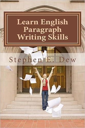 English Paragraph Book