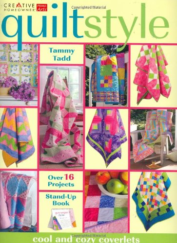 Quilt Style: Cool and Cozy Coverlets PDF
