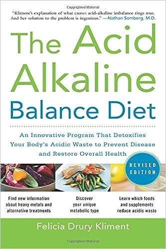 The Acid Alkaline Balance Diet, Second Edition: An