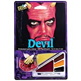 Costume Devil Make Up Kit