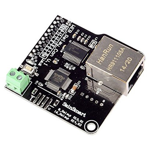 Ethernet Controller Module - SODIAL(R) Network Web Server 16 Channels Relay Ethernet Controller Module by SODIAL(R) (Image #3)