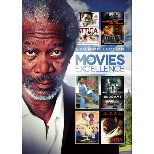 6 Film Collection: Movies of Excellence: Morgan Freeman V.2