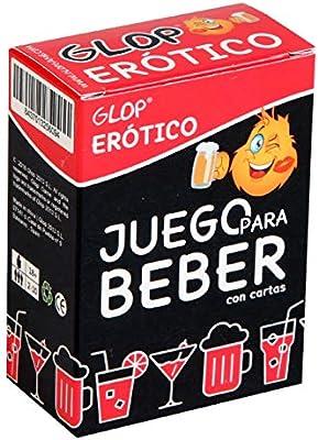 Glop Erótico - Juego para Beber Picante- el Juego de Cartas más ...