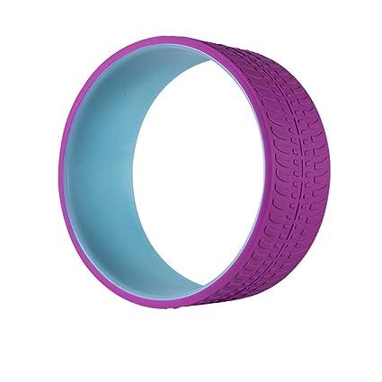 Amazon.com: Byx- Silicone Yoga Wheel Back Bend Artifact Yoga ...
