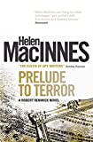 Front cover for the book Prelude to Terror by Helen MacInnes