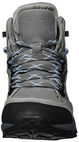 Cmp Femme Hautes De Randonnée Argent Mirzam Chaussures argento Wp 7Wfrv7qwZ