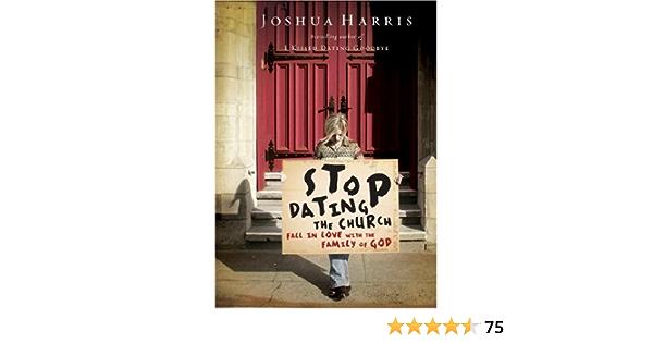 Stop dating the church joshua harris zero degrees reading speed dating