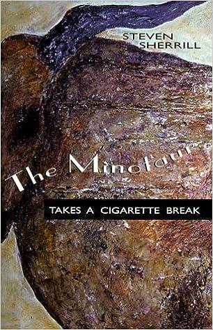 Book The Minotaur Takes a Cigarette Break