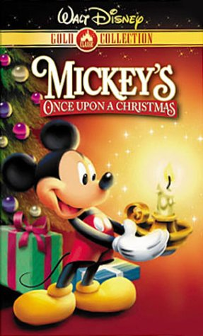 amazoncom mickeys once upon a christmas walt disney gold classic collection vhs kelsey grammer wayne allwine russi taylor tony anselmo - Mickeys Once Upon A Christmas Vhs