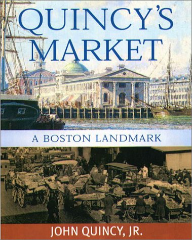 Quincy's Market: A Boston Landmark