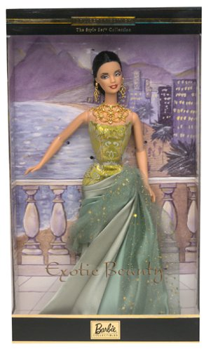 Barbie Exotic Beauty Collector - Filipino Dolls Barbie