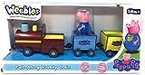 Weebles 95841 Peppa Pig, Multi