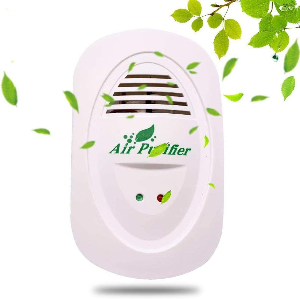 Hamkaw - Mini purificador de Aire iónico Negativo, Plug and Play ...