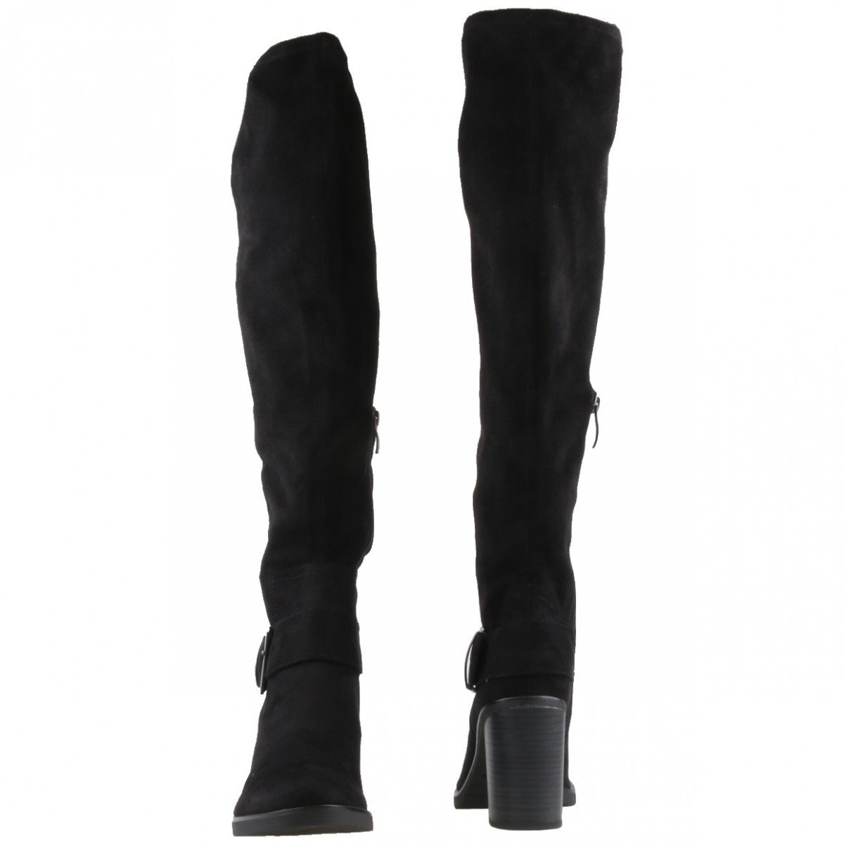 Tamaris 001) Damen Overknee Stiefel Schwarz Schwarz (schwarz 001) Tamaris c05a9a