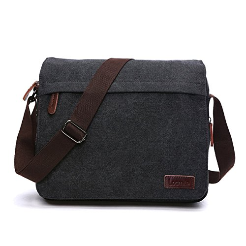 Messenger Bag  Losmile Laptop Shoulder Bag Vintage Canvas Crossbody Bags For Men