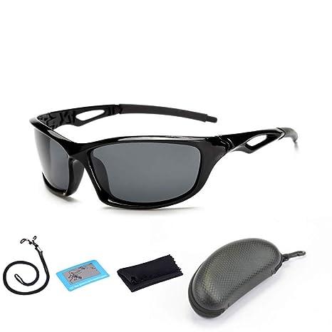 FUZHISI Gafas de Sol Pesca polarizada Gafas de Sol Hombres ...