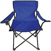 Katlanır Kamp Plaj ve Balıkçı Sandalyesi Mavi