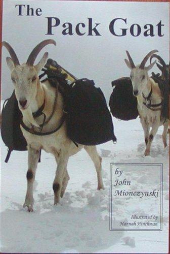 pack goat - 1