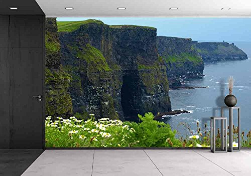 Photo Famous Cliffs of Moher Sunet Capture West of Ireland