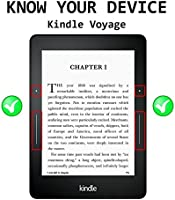 Forefront Cases Kindle Voyage Origami Funda Carcasa Caso Smart ...