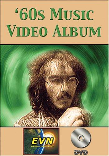 60s Music Video Album DVD (1960s Music For Kids)