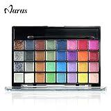 Eyeshadow Eye Gel 32 Colors Mixed Eye beautify Eyeliner Makeup Cosmetics Long-Wear Dustproof Waterproof Eye Liner