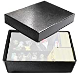 EMPTY storage foldable box to collect your pokemon CARDS holder, figure, pokemon GO plus wristband watch ( ONLY EMPTY storage BOX, NOTHING ELSE IN BOX)