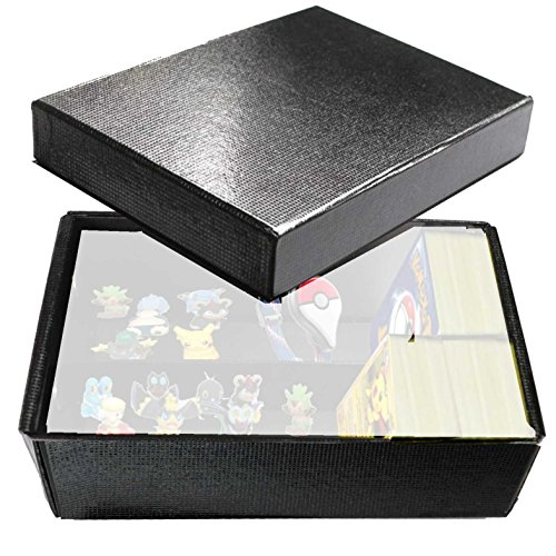 fashion foldable 1000 hard gift box holder case for card against humanity CAH Card Game Gaming Trading Sport Cards Yogioh Dragon Z Magic The Gathering MTG Pokemon Baseball Hockey Football Soccer
