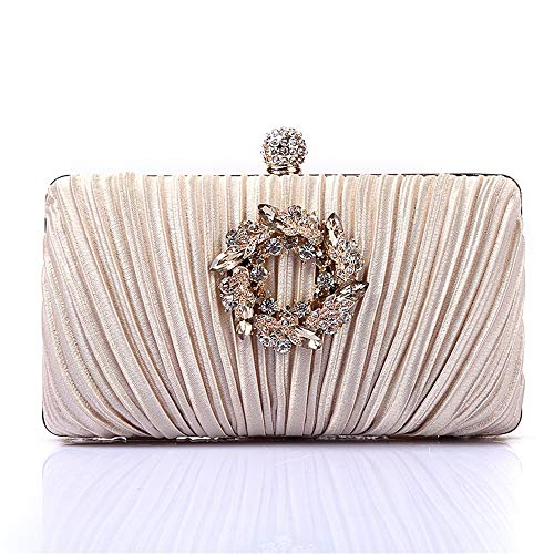 Party Handbag Rabbit Lovely Prom Gold Evening Crystal Bridal Bag Wedding Sparkly Hand Dress Bag Clutch Clutches 8znqgwRx8