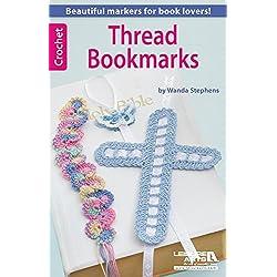 Leisure Arts Crochet Thread Bookmarks