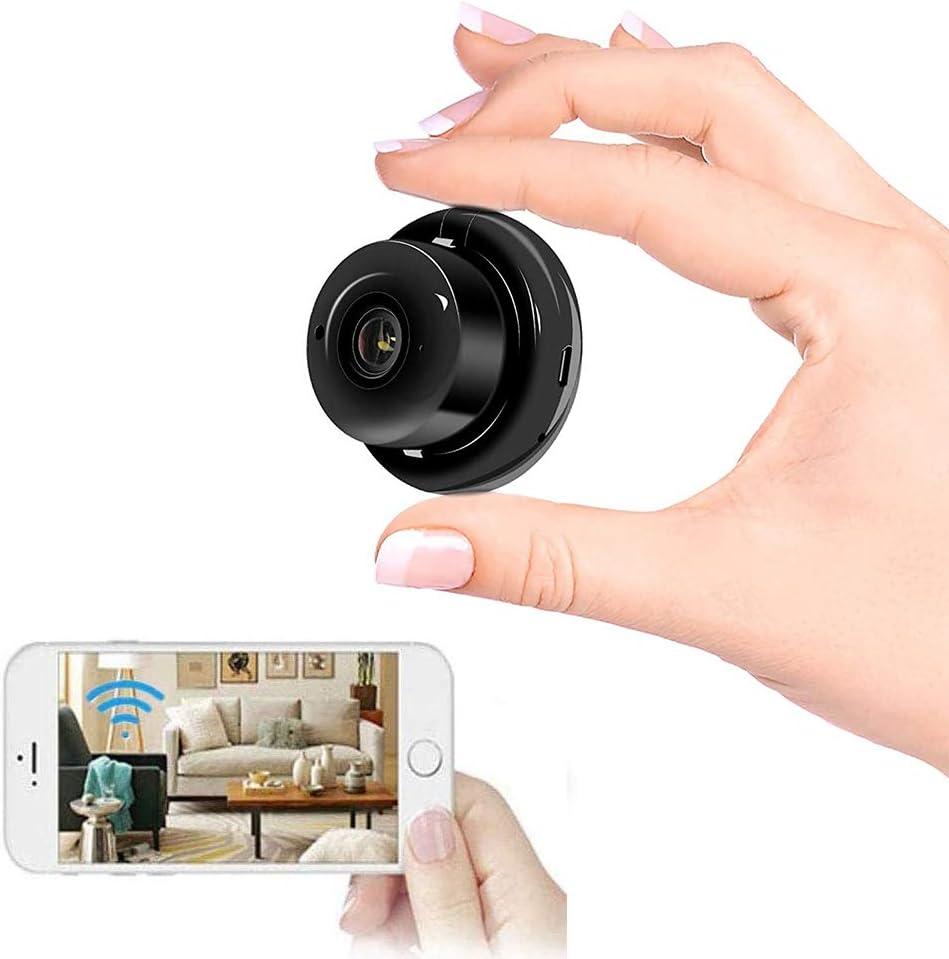 DE# HD 720P Mini Wifi Wlan versteckte Kamera Funk Überwachungskamera Spy-cam