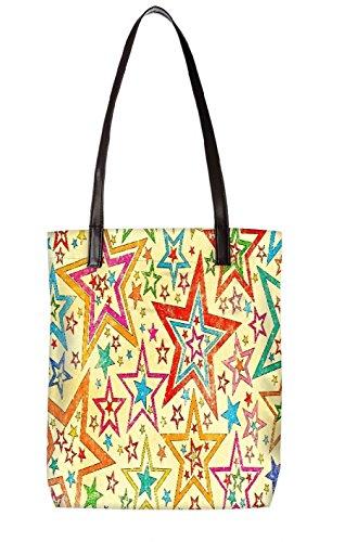 Snoogg Strandtasche, mehrfarbig (mehrfarbig) - LTR-BL-349-ToteBag