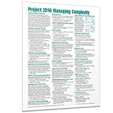 Microsoft Project 2016 Quick Reference Guide