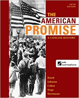 Book The American Promise: A Concise History, Combined Volume by James L. Roark (2013-08-15)