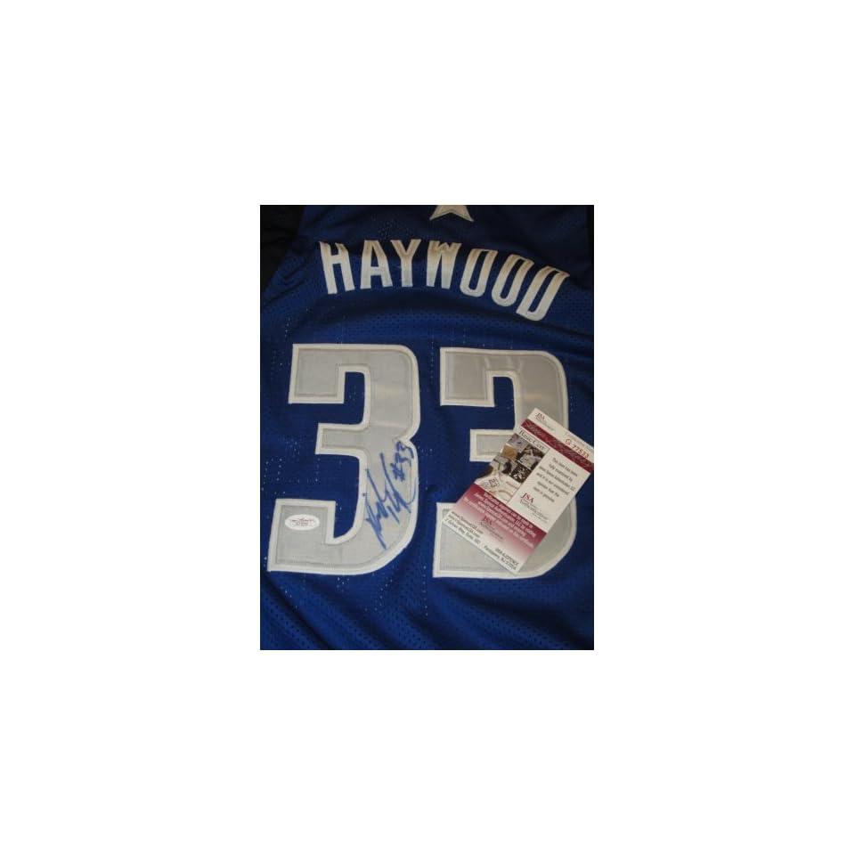 Gordon Hayward Utah Jazz Signed Autographed Jersey Jsa